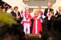2015 Frankfurter Prinzenpaar u. Kinderprinzenpaar